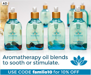 Aromatherapy Oil Blends